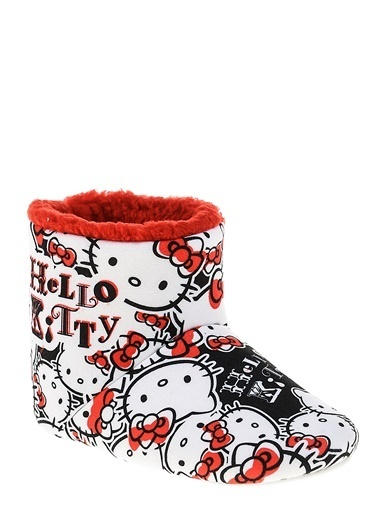 Hello Kitty Panduf Beyaz